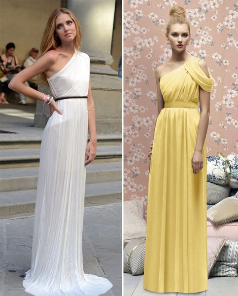 греческой богини, быть обязательно, высокого роста, девушек среднего, девушек среднего высокого